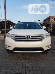 Toyota Highlander Limited 2012 White | Cars for sale in Lagos State, Lekki Phase 2