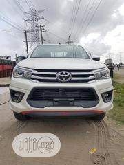 New Toyota Hilux 2020 White   Cars for sale in Lagos State, Lekki Phase 2