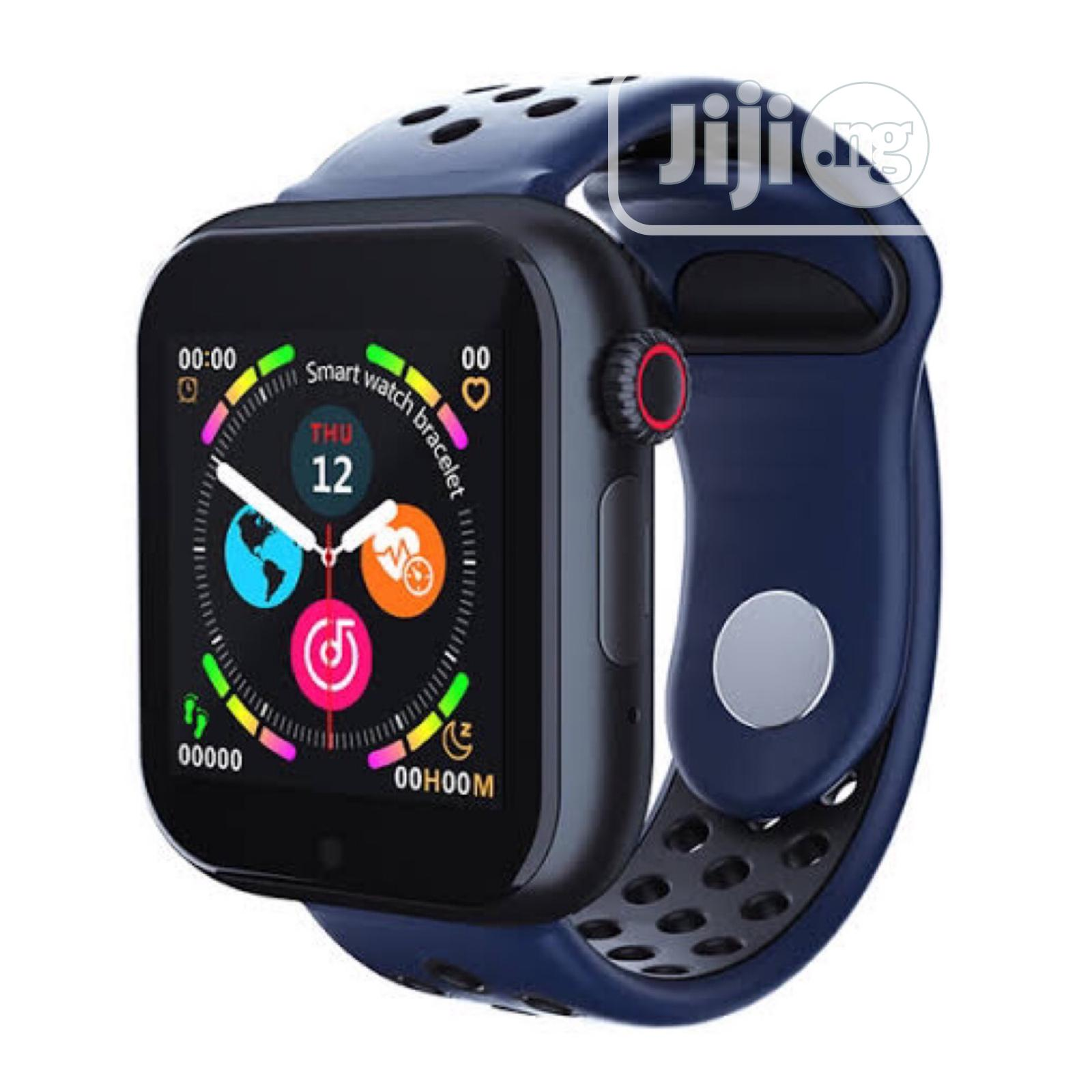 Z6s Smart Watch Heartbeat Monitor