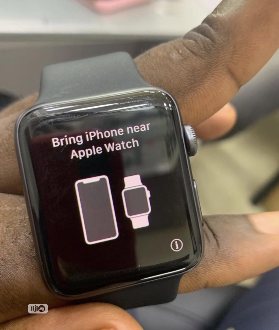 Apple Iwatch Series 4 | Smart Watches & Trackers for sale in Ikeja, Lagos State, Nigeria