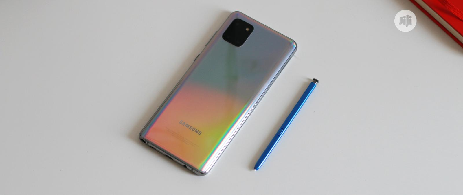New Samsung Galaxy Note 10 Lite 128 GB | Mobile Phones for sale in Ikeja, Lagos State, Nigeria
