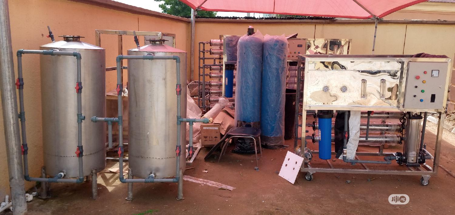 Setting Up Of Pure Water Factories | Manufacturing Equipment for sale in Kubwa, Abuja (FCT) State, Nigeria