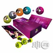 Zumba Exhilerate 4 Set Workout DVD   CDs & DVDs for sale in Lagos State