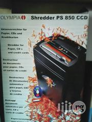Durable Olympia Paper Shredder | Stationery for sale in Lagos State, Victoria Island