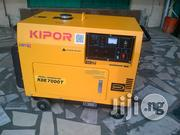 Kipor Power Diesel 7kva | Electrical Equipment for sale in Lagos State, Yaba