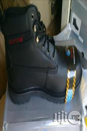 Flyton Safety Boot | Shoes for sale in Lagos State, Lekki Phase 2