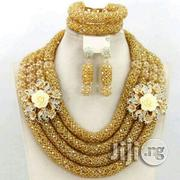 Coral Beads Necklace And Earrings Jewelry | Jewelry for sale in Plateau State, Jos