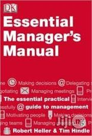 Essential Manager's Manual Book by Robert Heller | Books & Games for sale in Lagos State