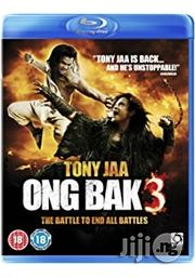 New Original Ong Bak 3 (Digital Copy) Blu-ray | CDs & DVDs for sale in Lagos State