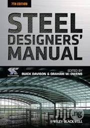 Steel Designers' Manual, 7th Edition. | Books & Games for sale in Lagos State