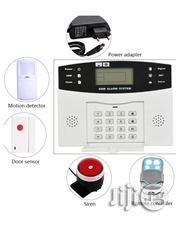 LCD Screen Gsm Home Alarm Control Panel/Security Alarm System | Safety Equipment for sale in Lagos State