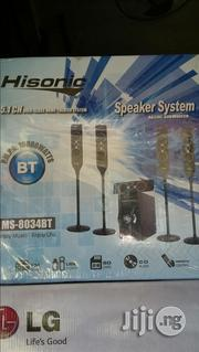 Brand New Hisonic Home Theater | Audio & Music Equipment for sale in Lagos State, Ojo