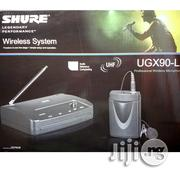 Shure Lapel Wireless Microphone--uhf | Audio & Music Equipment for sale in Lagos State, Yaba
