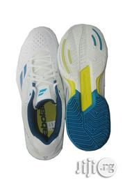 Babolat Long Tennis Canvas | Shoes for sale in Lagos State, Surulere