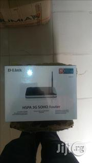 Dlink Hspa 3G Soho Router   Networking Products for sale in Lagos State, Ikeja