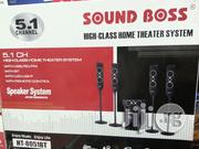 Sound Boss Home Theater | Audio & Music Equipment for sale in Lagos State, Ojo