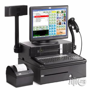 Complete Pos Terminal+Receipt Printer+Scanner+Pole Display ...