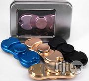 Hand Tri-spinner Fidgets Toy Torqbar Aluminum Alloy And Brass EDC | Toys for sale in Lagos State