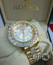 Rolex All Stone Gold Wrist Watch | Watches for sale in Lagos State, Lekki Phase 2