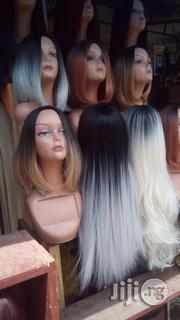 Ombre Bob Wigs in Different Colours   Hair Beauty for sale in Lagos State, Ikeja