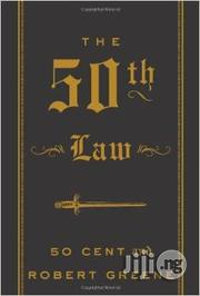 The 50th Law by 50 Cent, Robert Greene | Books & Games for sale in Lagos State, Ikeja