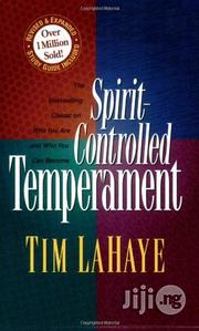 Spirit Controlled Temperament By Tim Lahaye | Books & Games for sale in Lagos State, Ikeja