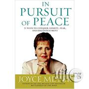 In Pursuit Of Peace By Joyce Meyer | Books & Games for sale in Lagos State, Ikeja