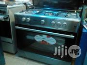 Ignis 5 Burner One Electric 4 Gas With Oven 2 Yrs Warranty | Restaurant & Catering Equipment for sale in Lagos State, Ojo