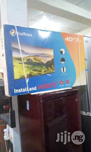 """Startimes LED TV 40"""" With Decoder 