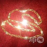 Pure ITALY 750 Tested 18krt Gold Vasae Emplem Logo Design | Jewelry for sale in Lagos State, Lagos Island