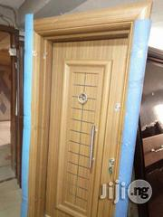 Israeli Embossed Two Panel Door | Doors for sale in Lagos State, Amuwo-Odofin