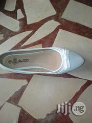 White Flat Shoe | Shoes for sale in Lagos State, Alimosho